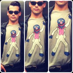 Disco Grover! Love!