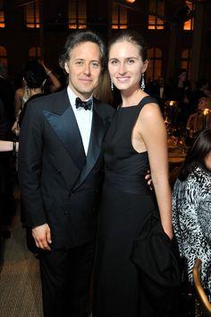 Our client Lauren Bush Lauren looking spectacular at Ralph Lauren's Evening in Paris