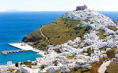 Astypalea, Griechenland © Nisa Maier Hotels, Greek Islands, Venetian, Greece, Castle, Sea, Landscape, Water, Outdoor