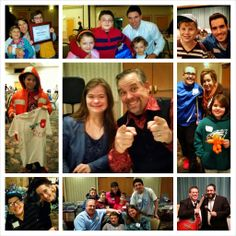 Chai Lifeline New Jersey and @Samost JFCS partnered to give Chai Lifeline's kids and families an incredible #Chanukah celebration at @Katz JCC in Cherry Hill featuring dinner, entertainment, crafts, and amazing gifts for every child.