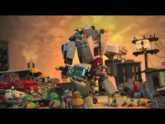 LEGO® Teenage Mutant Ninja Turtles®: Donatello - YouTube