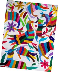 textil mexicano