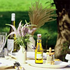 Provence mariage and marseille on pinterest - Deco jardin champetre marseille ...
