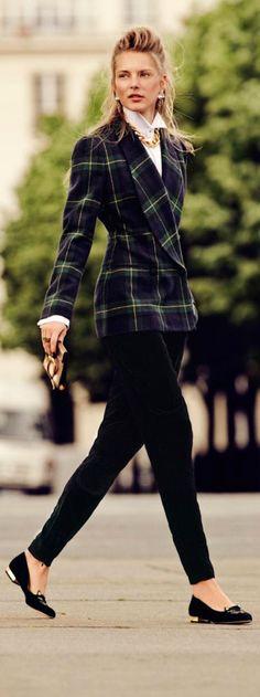 High Fashion  Street Style Trends ---- I love preppy high fashion looks. cheap!!! mk $61.99!!!!!!!   http://www.michaelkorsviparea.com