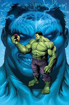 Gary Frank - Hulk