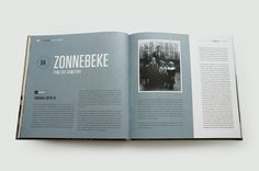 In Vlaamse Velden on Editorial Design Served