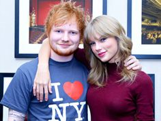 I got: Taylor & Ed Sheeran! Which Taylor Swift Friendship Is Most Like You And Your BFF