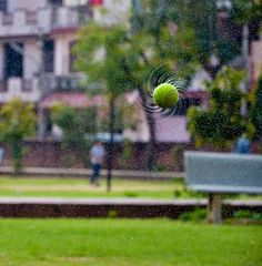 Spinning the Wet Ball by Rajat Bhargava from Best Photographs of X - Quora: Super click! #Photography