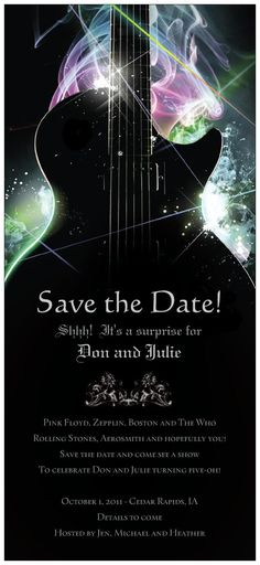 Rock-and-Roll-Save-the-Date.jpg 556×1,208 pixels