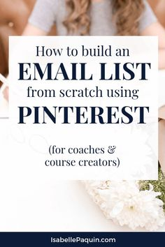 Find Out Online Business Tips And Hints. Email Marketing Strategy, Content Marketing, Marketing Ideas, Media Marketing, Digital Marketing, Online Business, Business Tips, Pinterest For Business, Email List