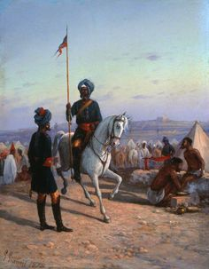10th (Duke of Cambridge's Own) (Bengal) Lancers, Malta, 1878  | Sikhpoint.com    #sikhpoint
