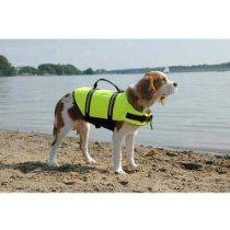 Dog Life Jacket Extra Small Yellow 7 - 15 lbs - 785087