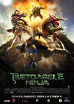 Teenage Mutant Ninja Turtles (2014) online subtitrat