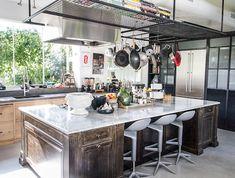 מבט למטבח (צילום: ליאור קסון)
