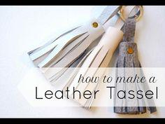 縫製なしでできるよ♪革小物やアクセサリーを手作りしてみよう | キナリノ
