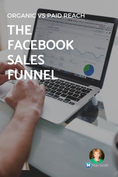In today's noisy digital world, prospects and customers need between 13 and 20 touchpoints before committing to a purchase. You can't just publish a piece of content on Facebook and hope for the sales to come. You have to give your prospect the care and information they deserve through a process called a 'funnel.' And, when you have the right one in place, incorporating organic and paid touches, you have set your small business up for success. Click to learn how! #facebookk #salesfunnel Marketing Topics, Facebook Marketing Strategy, Online Marketing Strategies, Content Marketing, Internet Marketing, Social Media Marketing, Best Facebook, How To Use Facebook, Online Business
