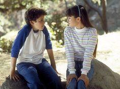 Kevin and Winnie (Fred Savage and Danica McKellar) #TheWonderYears