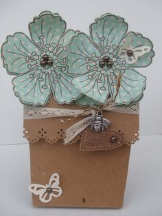 Little Claire's Designs: Flowerpot Blog Project