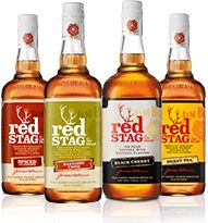 Jim Beam® Red Stag- recipes