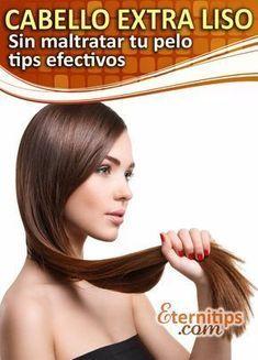 Colores e Ideas Beauty Care, Beauty Hacks, Hair Beauty, Beauty Tips, Anti Frizz, Hair Repair, Hair Care Tips, Hair Art, Natural Cosmetics
