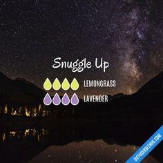 Snuggle Up - Essential Oil Diffuser Blend