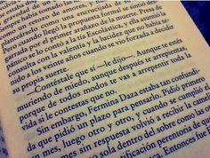 Libro de el amor en los tiempos del colera: es un libro que me gusto bastante, y en especial esta frase, que nos dice que tenemos que arriesgar a pesar del miedo que sintamos.