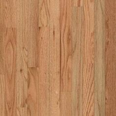 Bruce Laurel 3/4 in. x 2-1/4 in x Random Length Oak Natural Hardwood Floor (20 sq. ft./case)-CB921 at The Home Depot