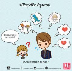 ¡Oh! ¡Oh! #PapáEnApuros