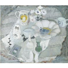 Anne Redpath, greys