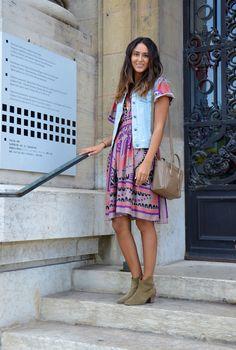 Anna Sui dress, Maje vest.