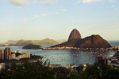 Botafogo Bay & the Sugar Loaf