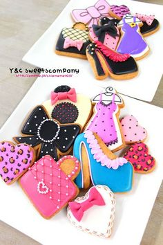 Fashion cookies
