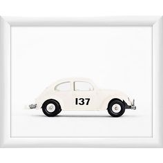 One Kings Lane Leslee Mitchell, Volkswagen Beetle