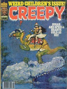 Creepy Magazine