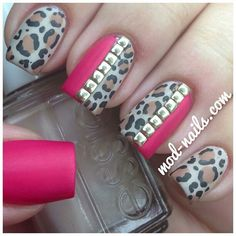 Some leopard