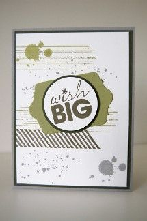 Gorgeous Grunge card by Marigold* - Cards and Paper Crafts at Splitcoaststampers