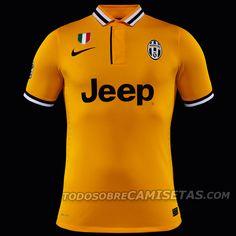 Away kit Juventus 2013/2014