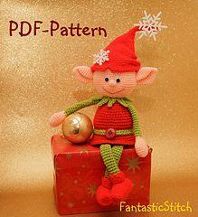 Elf (not free pattern)