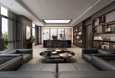 Corporate Office Design, Modern Office Design, Corporate Interiors, Office Interior Design, Luxury Interior Design, Office Interiors, Room Interior, Contemporary Office, Luxury Office
