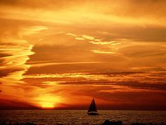 Sailing into the sunset as seen from Venice Beach. Sunset Wallpaper, Landscape Wallpaper, Landscape Paintings, Landscapes, The Last Summer, All Nature, Beautiful Sunrise, Beautiful Scenery, Beautiful Moments