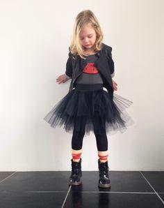 Toddler Tutu, Toddler Outfits, Toddler Girl, Little Girl Outfits, Little Girl Fashion, Fashion Kids, Outfits Niños, Fall Outfits, Fashion Outfits