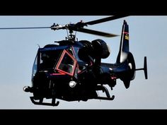 """Blue Thunder"" Giant Scale Helicopter - YouTube"