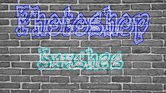 Pincéis (Brushes) de Muros de Tijolos para Photoshop | Bait69blogspot