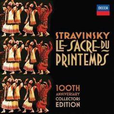Various - Stravinsky: Le Sacre Du Printemps 100th Anniversary- A History, Green