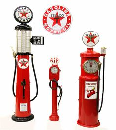 gas and air pumps.....