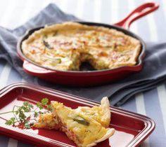 LE CREUSET 日式蔬菜蛋餅