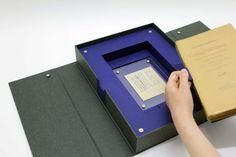 Book Design Inspiration, Julie, Bookbinding, Calligrammes, Creations, Packaging, Album, Bachelor, Clay