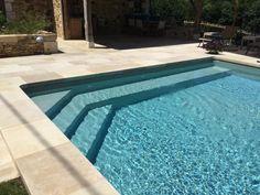 """Résultat de recherche d'images pour """"escalier piscine avec banquette"""""""