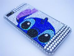 Disney Stitch Bling Hard Case Cover for Apple iPhone 5 | eBay