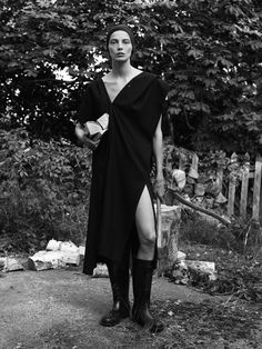 Interview September 2014 Model: Daria Werbowy Photographer: Mikael Jansson Stylist: Karl Templer Hair: Anthony Turner Makeup: Mark Carrasquillo